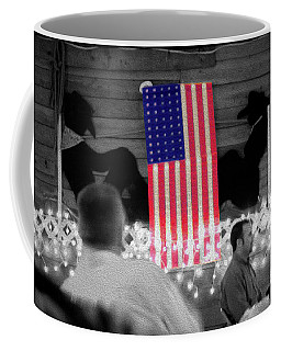 Dance Hall Flag Coffee Mug