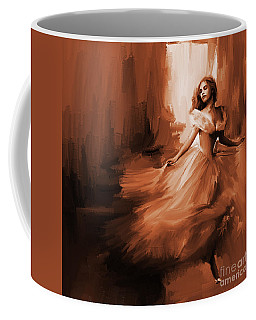 Dance In A Dream 01 Coffee Mug