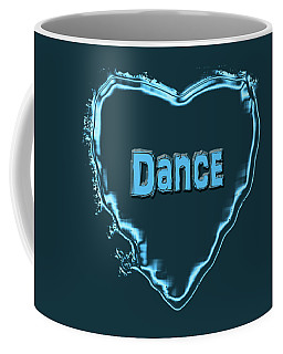 Dance Coffee Mug by Linda Prewer