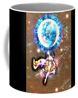 Dance Me To The Moon Coffee Mug