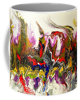 Dance Of Flames Coffee Mug