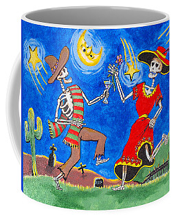 Dance Of The Dead Coffee Mug