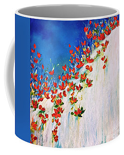 Dance Of The Spring Coffee Mug