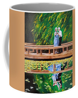 Dance Reflection Coffee Mug