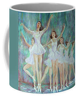 Dance Rehearsal Coffee Mug