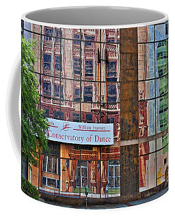 Coffee Mug featuring the photograph Dance by Skip Willits