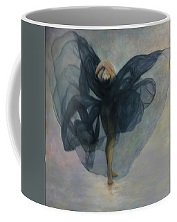 Dance With A Black Shawl Coffee Mug