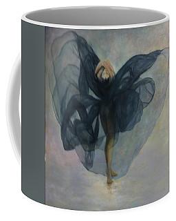 Dance With A Black Shawl Coffee Mug