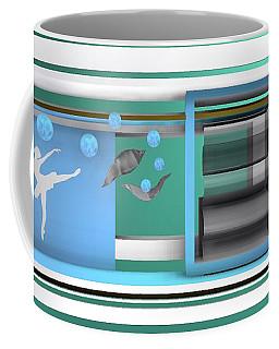 Dance With Balls Coffee Mug