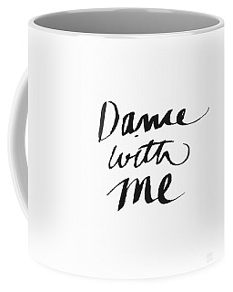 Dance With Me- Art By Linda Woods Coffee Mug