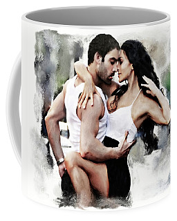 Dance With Passion Coffee Mug by Pennie  McCracken