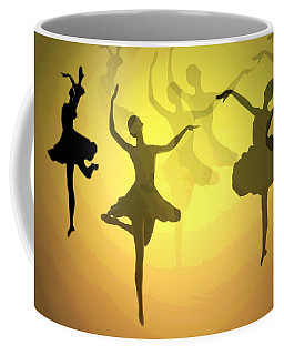 Dance With Us Into The Light Coffee Mug
