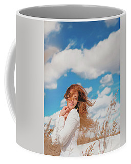 Dance With Wind Coffee Mug