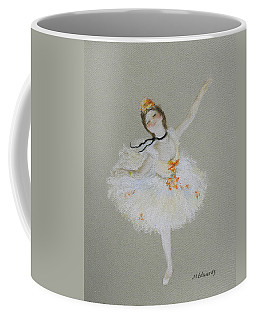 Dancer Coffee Mug by Marna Edwards Flavell
