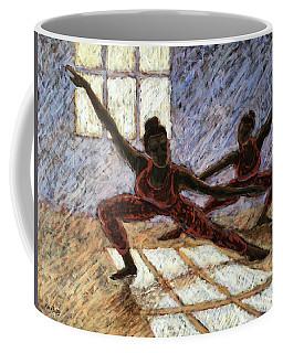 Dancers Near A Window Coffee Mug