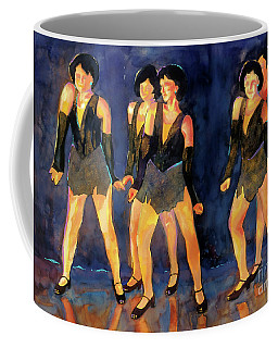 Dancers  Spring Glitz     Coffee Mug