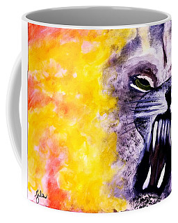 Wolf In Sheep's Clothing Coffee Mug