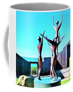 Dancing At Sea Ranch Coffee Mug