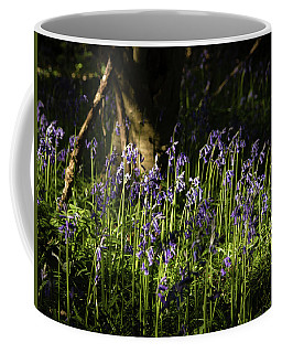 Dancing Bluebells Coffee Mug