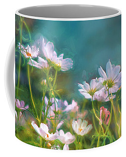 Coffee Mug featuring the photograph Dancing Cosmos by John Rivera