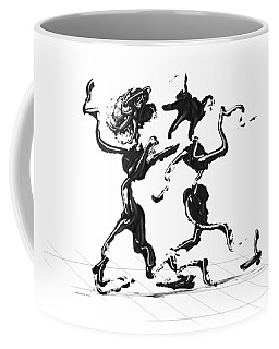 Dancing Couple 1 Coffee Mug