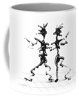 Dancing Couple 2 Coffee Mug