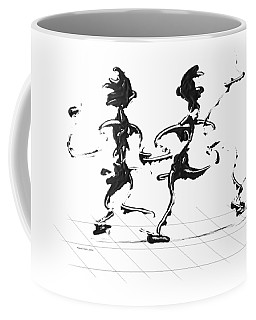 Dancing Couple 3 Coffee Mug