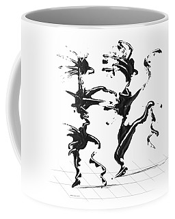 Dancing Couple 4 Coffee Mug
