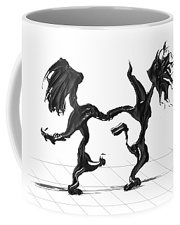 Dancing Couple 8 Coffee Mug