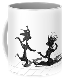 Dancing Couple 9 Coffee Mug