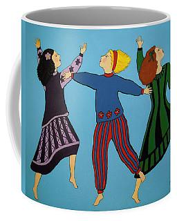 Dancing For Joy Coffee Mug