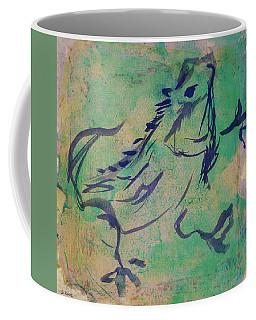 Dancing Iguana Coffee Mug