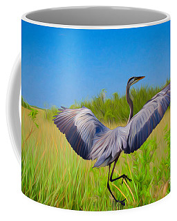 Dancing In The Glades Coffee Mug