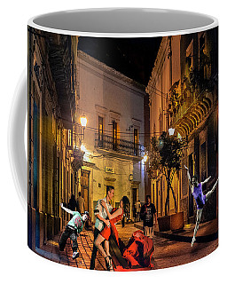 Dancing In The Street Coffee Mug