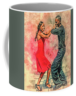 Dancing In The Street Coffee Mug