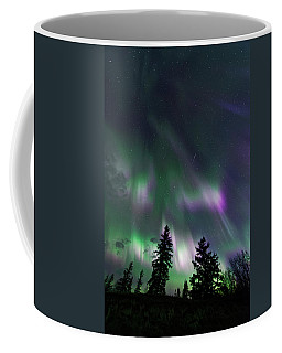 Dancing Lights Coffee Mug