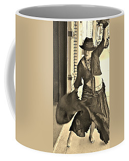 Dancing On The Sidewalk Coffee Mug