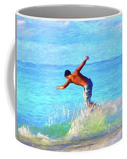 Dancing On Water Coffee Mug