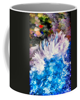 Dancing Swells Coffee Mug