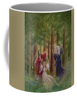 Dancing The World Coffee Mug
