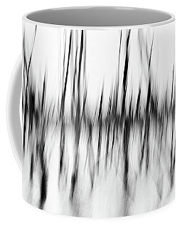 Coffee Mug featuring the photograph Dancing Trees by Darren White