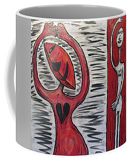 Dancing Until My Heart Breaks Coffee Mug