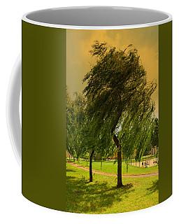 Dancing Willow Coffee Mug