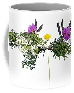 Dandelion Balancing Act Coffee Mug