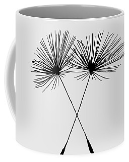 Dandelion Duo  Coffee Mug