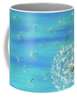 Dandelion Flight Coffee Mug