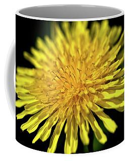 Dandelion Flower Coffee Mug