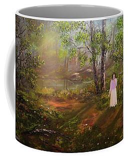 Dandelion In The Breez Coffee Mug