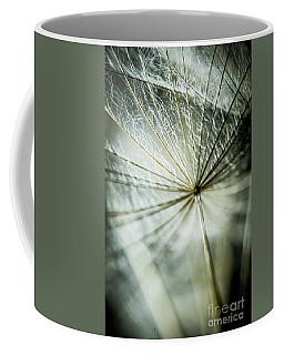 Dandelion Petals Coffee Mug