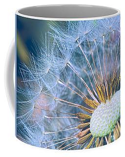 Dandelion Plumes Coffee Mug